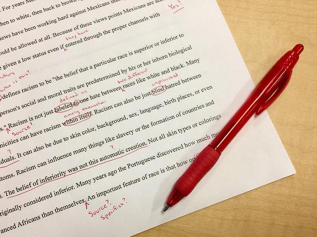 Consejos para aprobar el examen de inglés