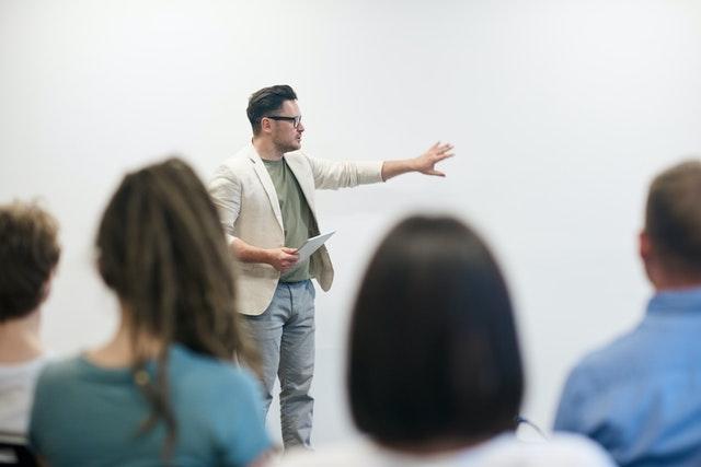 tips para una exposición en inglés
